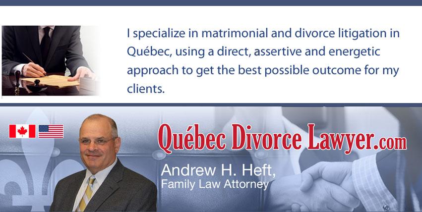 andrew heft - divorce lawyer